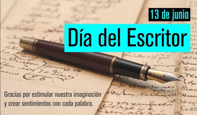 DÍA DEL ESCRITOR – Poesía enÓrbita